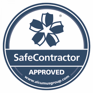 SafeContractor Approved - Sharp Fire and Rescue Service