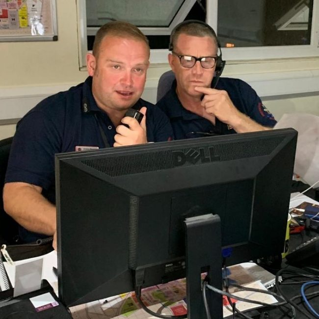 Control Room Operations Sharp Fire and Rescue Service